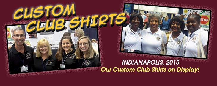 custom Kiwanis club shirts