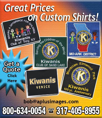 kiwanis custom shirts