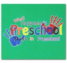 What Happens in Preschool Stays in Preschool