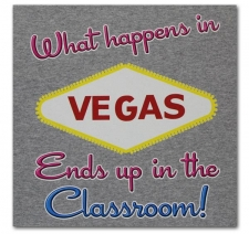 What happens in VEGAS ends up in the Classroom