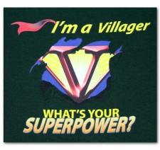 I'm a Villager What's Your Superpower?