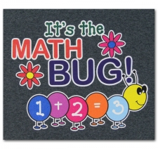It's the Math Bug