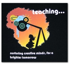 teaching nurturing creative minds for a brighter tomorrow