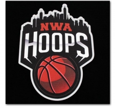 NWA Hoops Full Color Logo