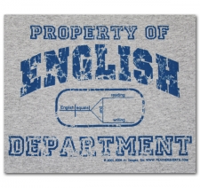 Property of English Department