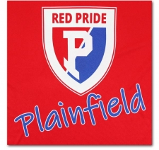 Red Pride Plainfield Shield (Moisture Wicking)