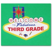 Welcome to Fabulous Third Grade
