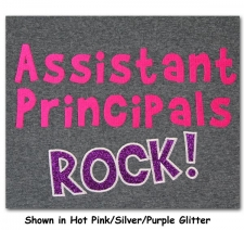 Assitant Principals Rock