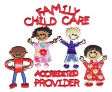 Family Child Care Accredited Provider