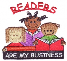 Readers Are My Business