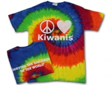 Peace Love Kiwanis