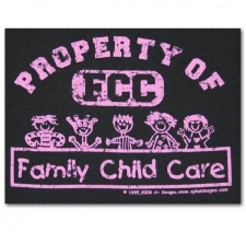 Property of Family Child Care