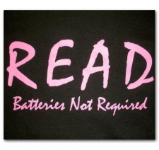 Read Batteries Not Required
