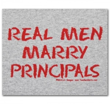 Real Men Marry Principals