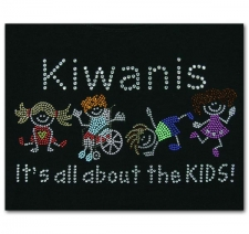 Kiwanis It's All About the Kids!