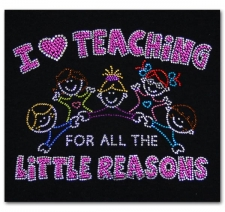 I Love Teaching for all the Little Reasons