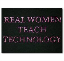 Real Women Teach Technology