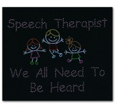 Speech Therapist We All Need To Be Heard