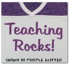 Teaching Rocks!